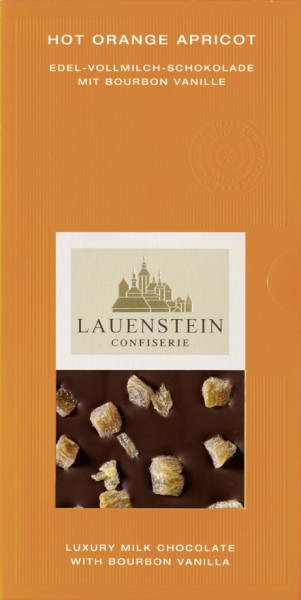 Confiserie Lauenstein Hot Orange Apricot