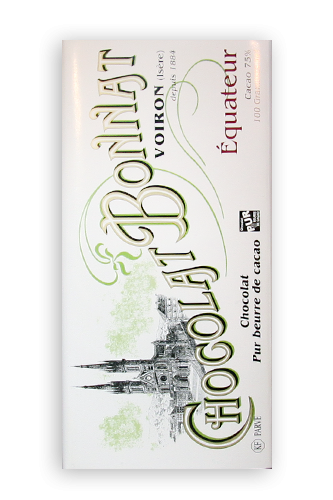 Bonnat Schokolade - Equateur