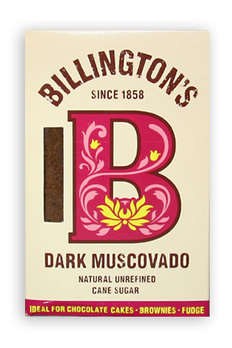 Billington's Zucker Dark Muskovado