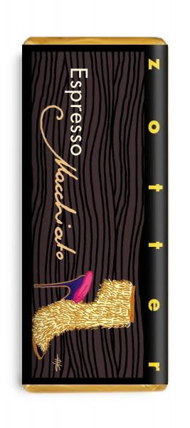 Zotter Espresso Macchiato Schokolade