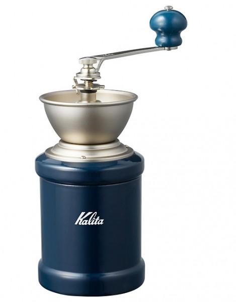 Hand-Kaffeemühle Kalita KH-3C Smoky Blue