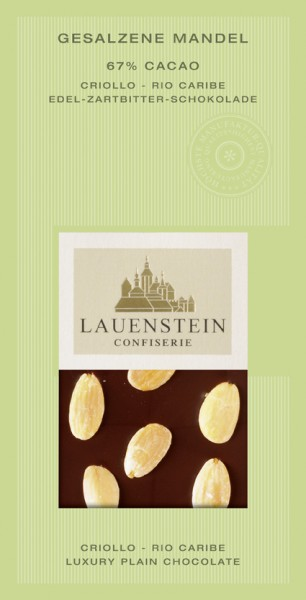 Confiserie Lauenstein Gesalzene Mandel