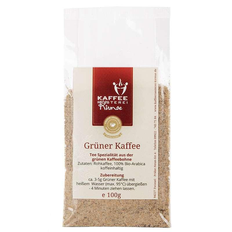 Grüner Kaffee Mit Ingwer grüner kaffee abnehmen auf natürliche weise kaffeerösterei kirmse