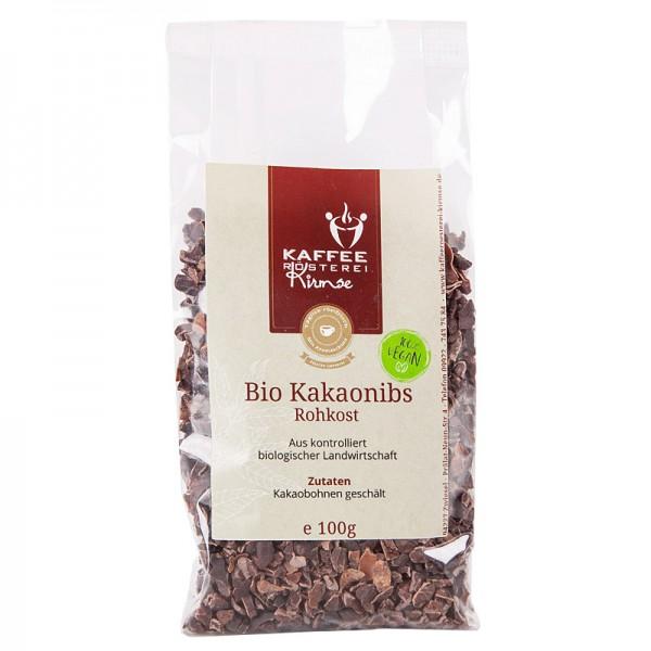 Bio Kakaonibs - Rohkost
