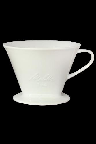 Melitta Porzellan - Kaffeefilter 1x6