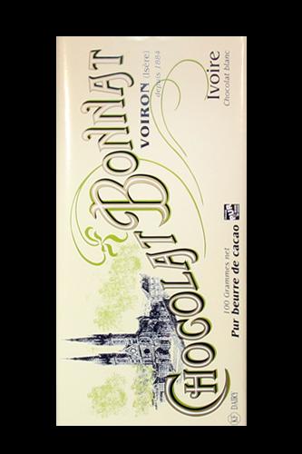Bonnat Schokolade - Ivoire