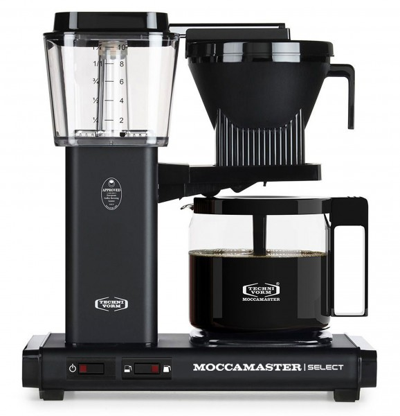 Moccamaster KBG Select Matt Black