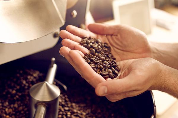 Kaffeeröstung Koffeingehalt