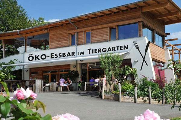 Öko-Essbar im Tiergarten