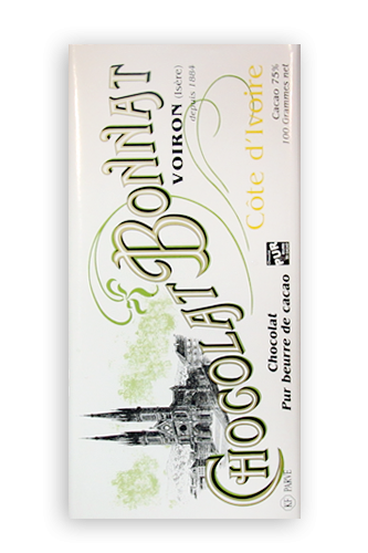 Bonnat Schokolade - Cote D'Ivoire