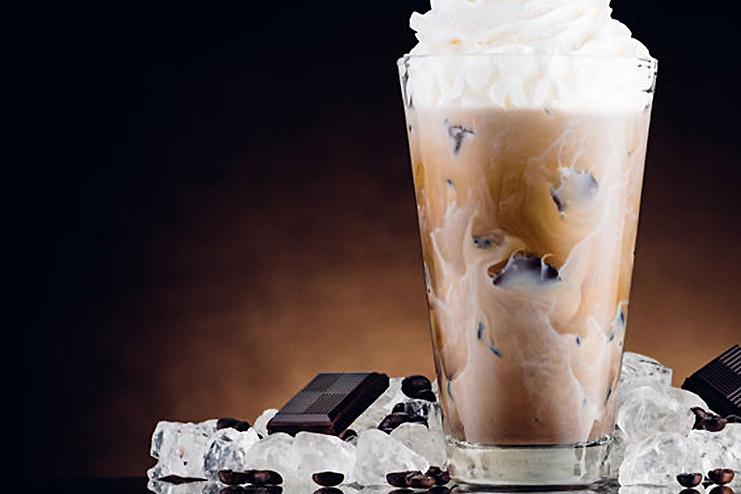 Frappé Eiskaffee