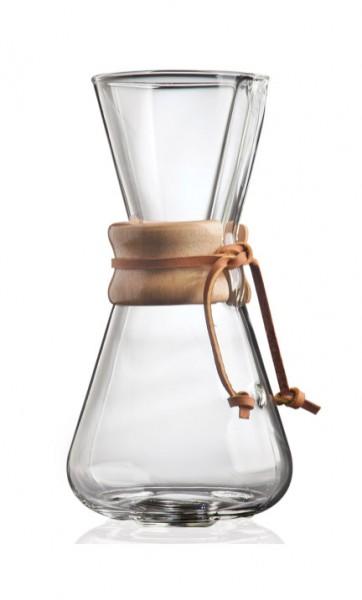Chemex Karaffe für 3 Tassen