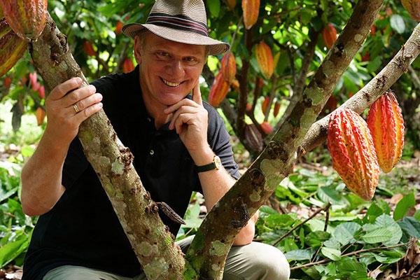Josef Zotter in Peru