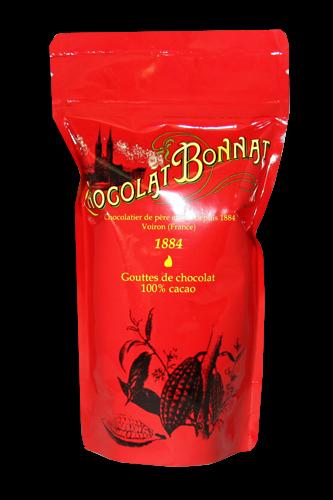 Trinkschokolade Chocolat Bonnat Tonic