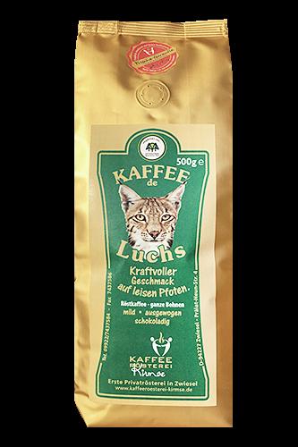 Kaffee de Luchs