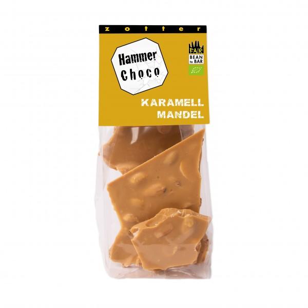 Hammer Choco- Karamell Mandel von Zotter Schokolade