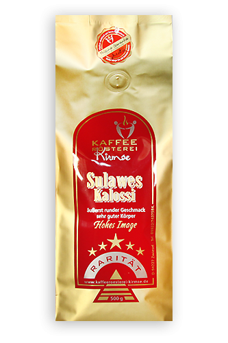 Kaffee Sulawesi Kalossi