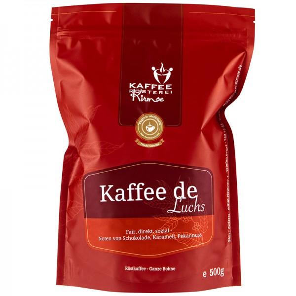 Kaffee de Luchs 500g