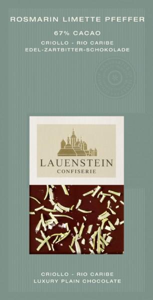 Confiserie Lauenstein Rosmarin Limette Pfeffer