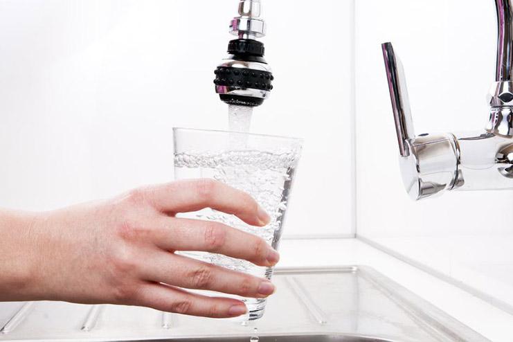 Wasser enthärten