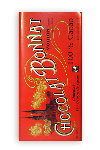 Bonnat Schokolade - No1