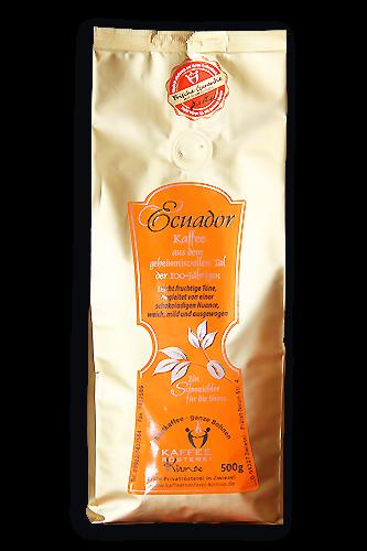 Kaffee Ecuador
