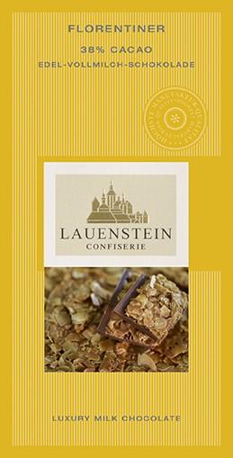 Confiserie Lauenstein Florentiner 38% Cacao