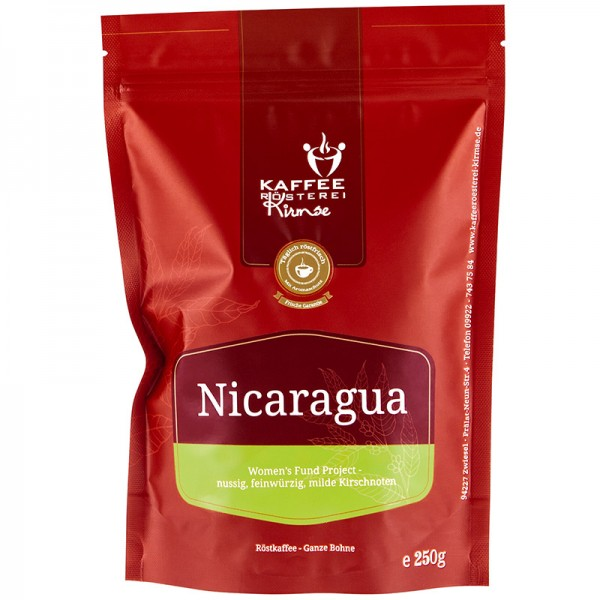 Kaffee Nicaragua 250g