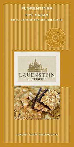 Confiserie Lauenstein Florentiner 67% Cacao