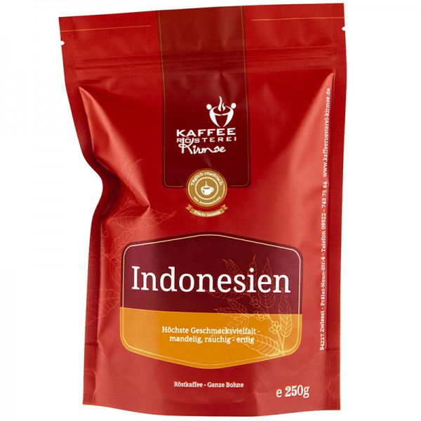 Kaffee Indonesien 250g