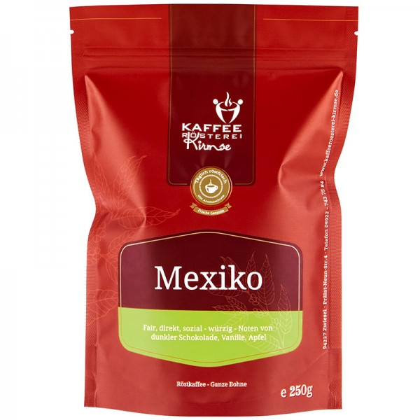 Kaffee Mexiko 250g