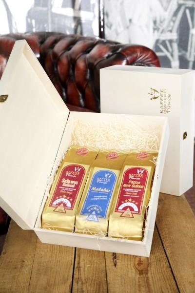 Kaffee Geschenke Set - Asien