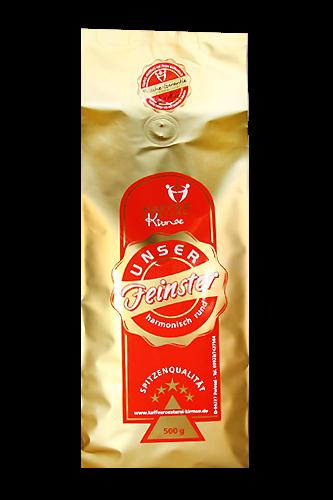 Espresso Unser Feinster